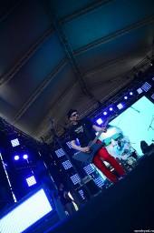 Александр Сантёр Лукьянов Бригадный Подряд на фестивале ОКНА ОТКРОЙ 2018